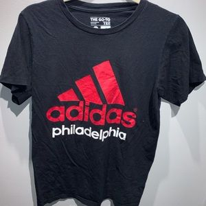 Adidas Philadelphia shirt small